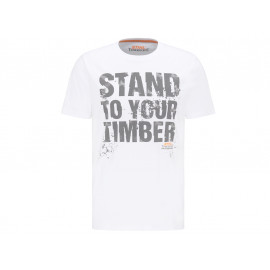 STIHL Stand to your Timber T-Shirt (weiß)
