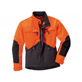 STIHL Dynamic Arbeitsjacke (orange / anthrazit)