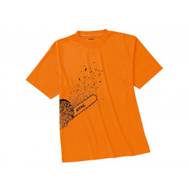 STIHL Dynamic Mag Cool Funktionsshirt (orange)