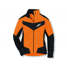 STIHL Dynamic Fleecejacke (orange)