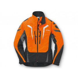 STIHL Advance X-Vent Arbeitsjacke (orange / schwarz)