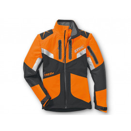STIHL Advance X-TREEm Arbeitsjacke (orange / schwarz)