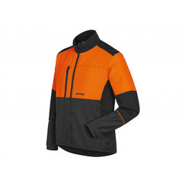 STIHL Function Universal Arbeitsjacke (orange / schwarz / anthrazit)