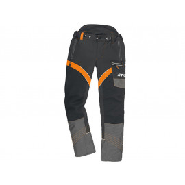 STIHL Advance X-Flex Bundhose (schwarz / orange)