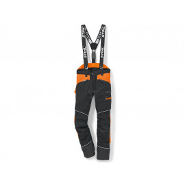 STIHL Advance X-TREEm Bundhose (schwarz / orange)