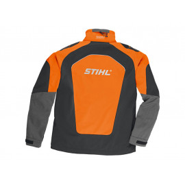 STIHL Advance X-Shell Arbeitsjacke Herren (orange / schwarz)