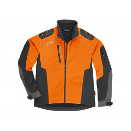 STIHL Advance X-Shell Arbeitsjacke Damen (orange / schwarz)